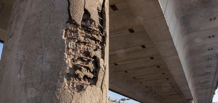 columna concreto